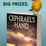 "Big Give Away! Interview with ""Cephrael's Hand"" Author Melissa McPhail"