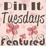 Pin It Tuesday (Pinterest Linky)