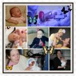 {Wordless Wednesday} My Amazing Preemie!