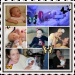 {Wordless Wednesday} My Amazing Preemie!