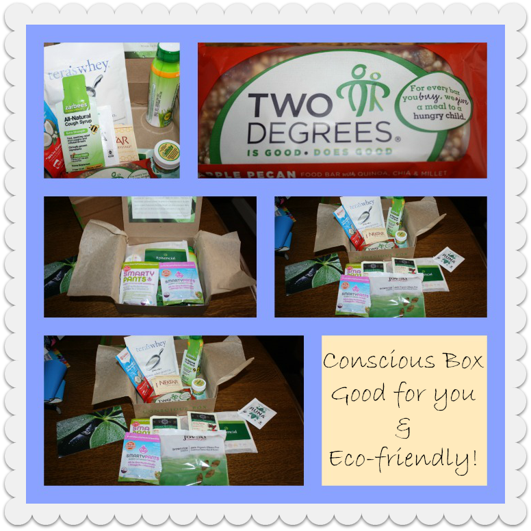 Green living with Conscious Box