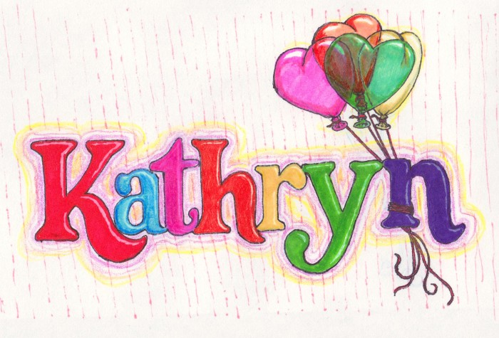 Kathryn_NameProject