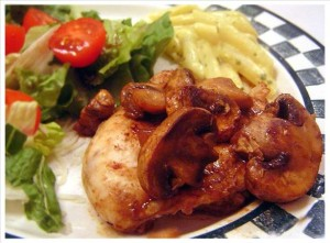 balsalmic chicken