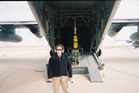 Alexa in Iraq