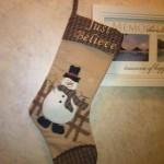 Tyler's Stocking