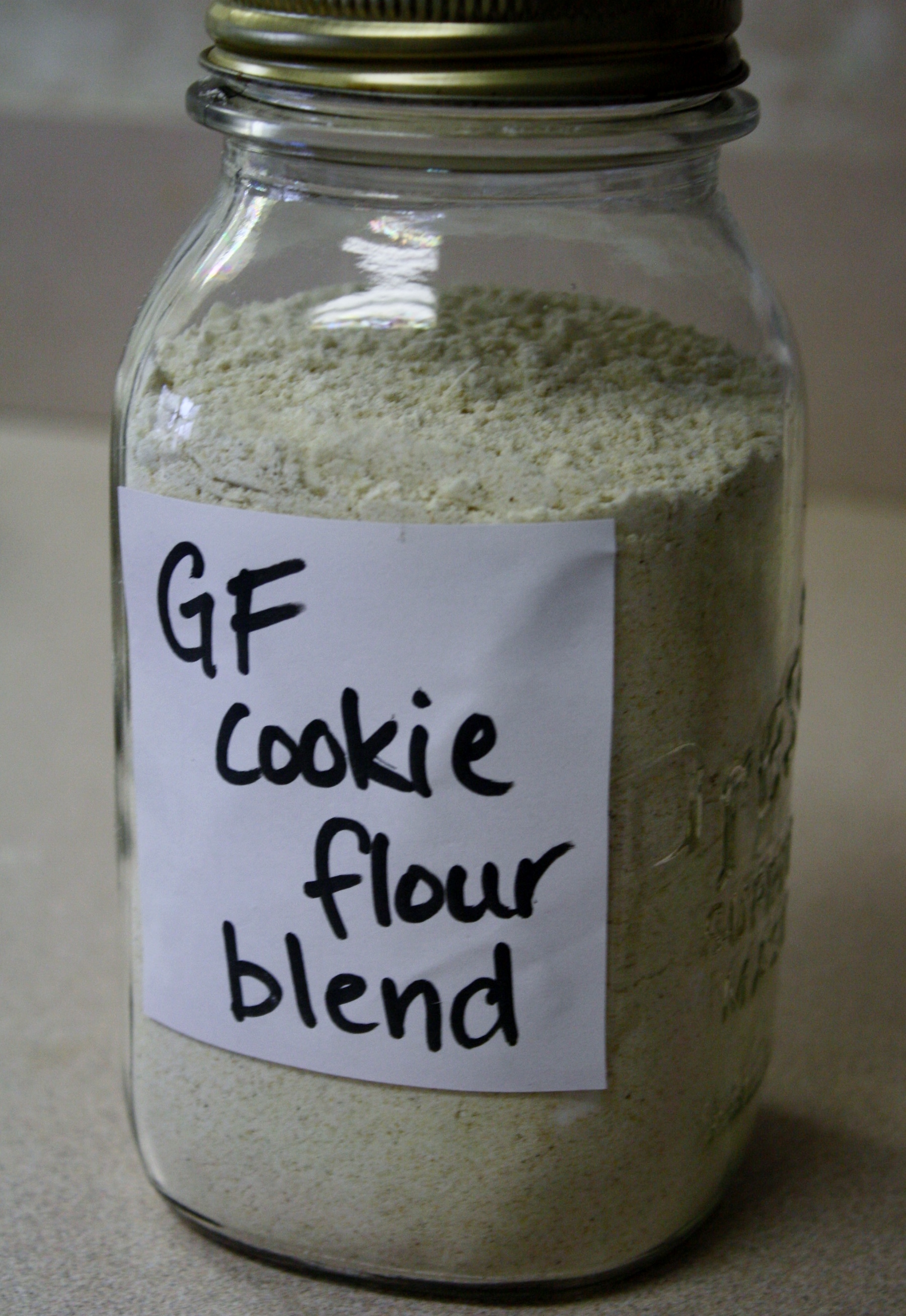 GF cookie flour