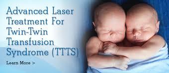 TTTS laser surgery