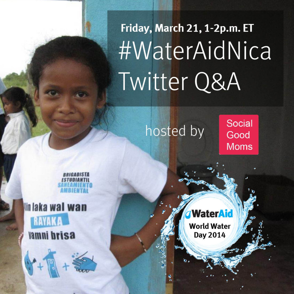 #waterAidNICA