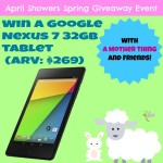 No April Fool's here – win a Google Nexus Tablet!