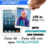 Win an Ipad Mini this month!
