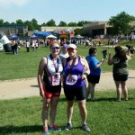 The Ramblin' Rose Triathlon {Wordless Wednesday}