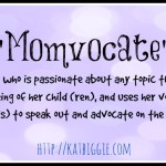 Child Abuse Prevention {Momvocate}