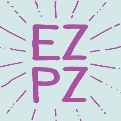 Easy Peezy Logo