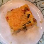 Amazing Dairy Free, #GlutenFree breakfast casserole