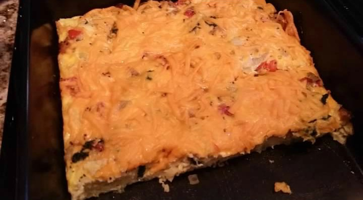 #GlutenFree breakfast casserole