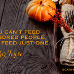 The Scary Mommy Thanksgiving Project