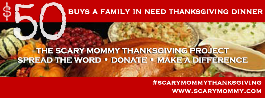 Scary Mommy Thanksgiving