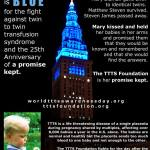 December 7th is World #TTTS Awareness Day
