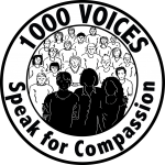 1000 Voices for Compassion #1000Speak