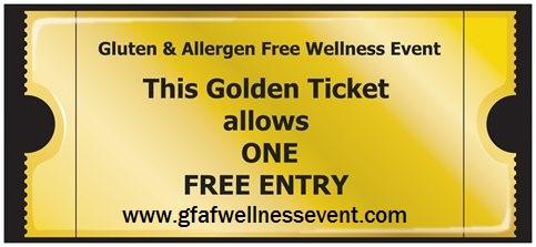 gluten & allergen free event