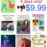 Celebrating #MomsWhoWrite with a limited time #ebook bundle
