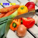 9 tips for getting your kids to eat veggies