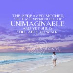 International Bereaved Mother's Day 2015