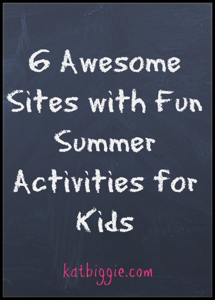 6 sites with fun activities for kids