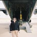 Alexa C130 in Iraq