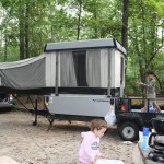what not to do when camping with kids
