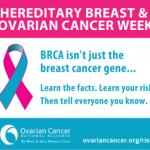 National Hereditary Breast and Ovarian Cancer Week